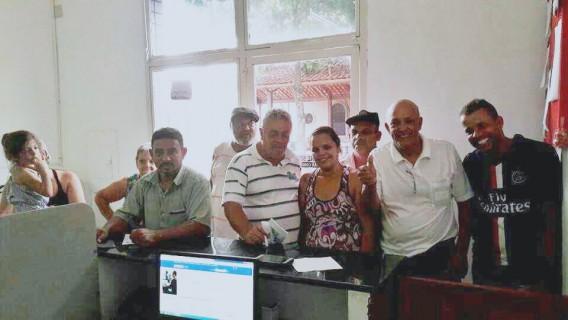 CENTRO DE ATENDIMENTO AO CIDADÃO EM FUNCIONAMENTO