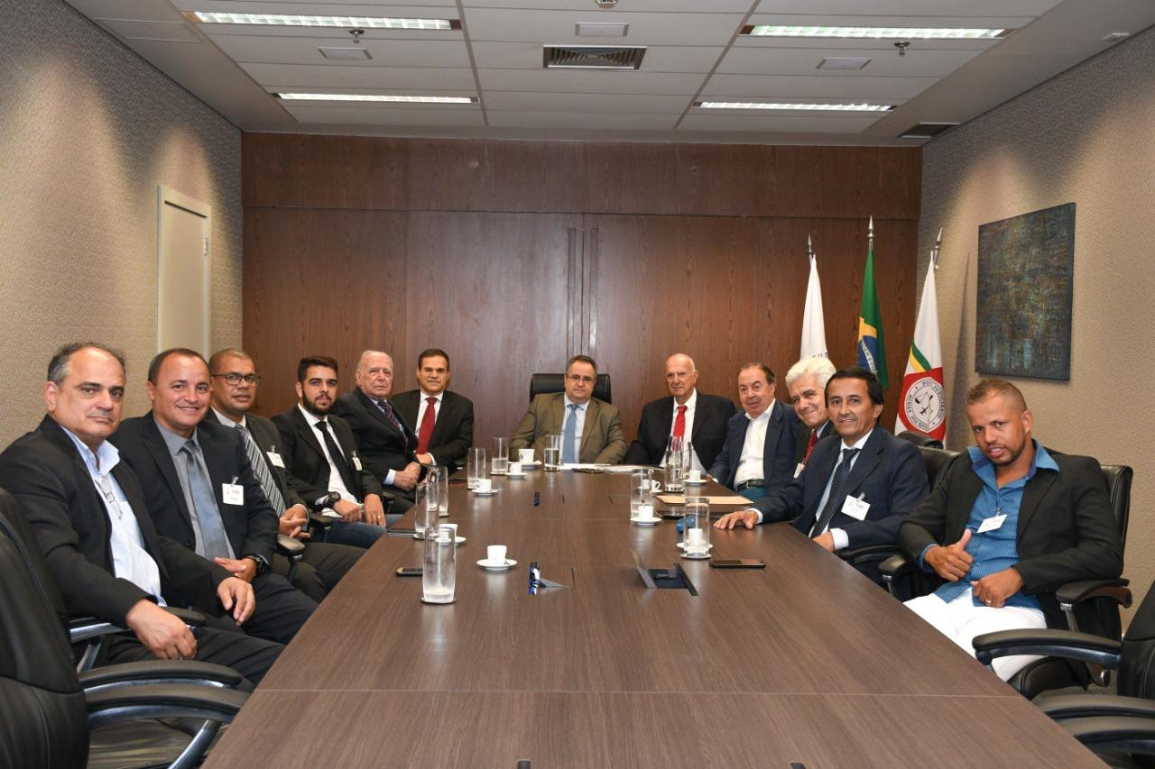 O sonho se tornou realidade: o Presidente do TJMG aprovou a construção do novo Fórum em Miraí/MG.