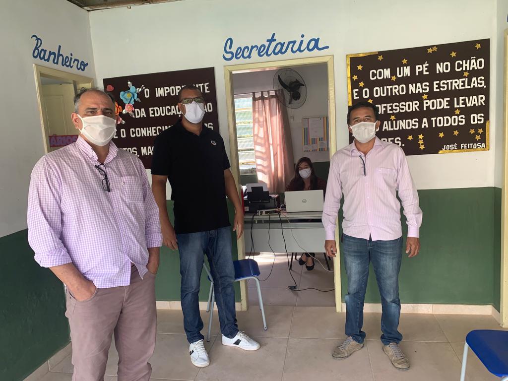 Câmara Itinerante realiza atendimento aos cidadãos do Distrito de Miraí, São José do Alegre (Careço)